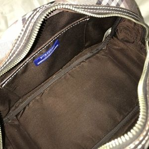 Burberry Bags - Burberry Blue Label Canvas & Leather